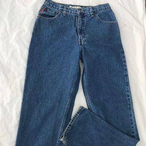 Bugle Boy Vintage Classic Denim Jeans Size 32/34